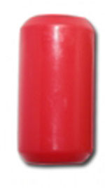 "3/4"" Red Silicone Grip"