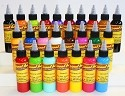 Top 25 Color Set, 1oz Bottles